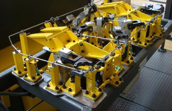 Robot Spawalniczy - Obrotnik H 5