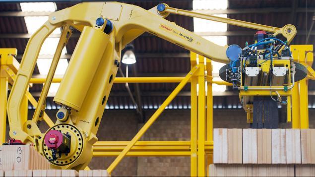 Robot do paletyzacji